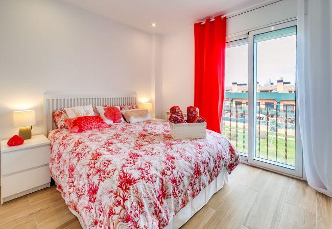 Apartamento en Palafolls - VIVALIDAYS ELISABET