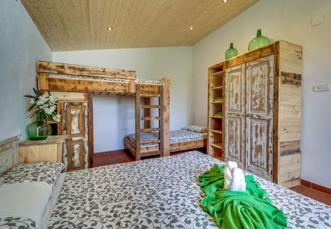 Casa en Palafolls - VIVALIDAYS CAN PALOMO