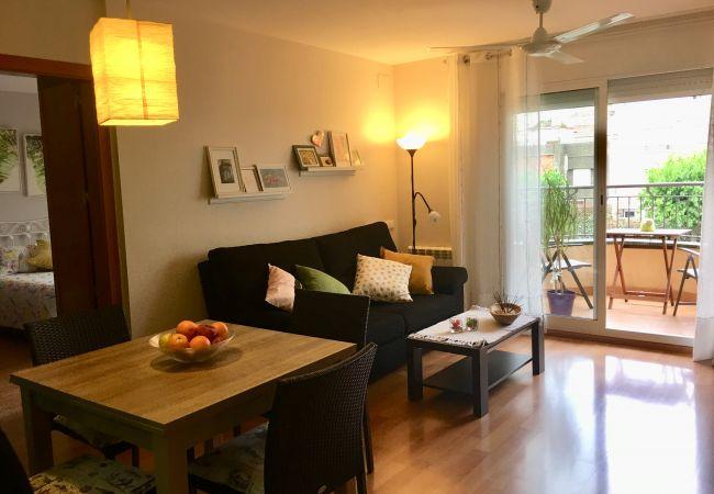 Apartamento en Pineda de Mar - VIVALIDAYS LAURA