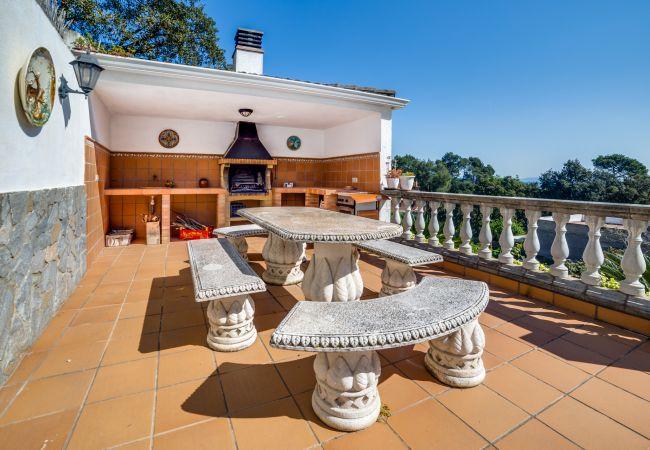 Villa à Palafolls - VIVALIDAYS VILLA GENIS